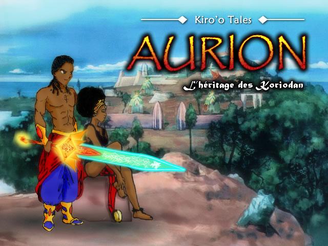 [Démo dispo] A-RPG, Kiro'o Tales: AURION Ecran_titre_demo-3b8fadc
