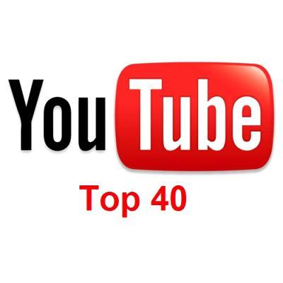 Youtube Charts - Orjinal Top 40 Listesi (20 A�ustos 2014)