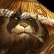 Chroniques de la guerre des six 2 : La chute d'Atalanta. Panda2bis-3d00a27