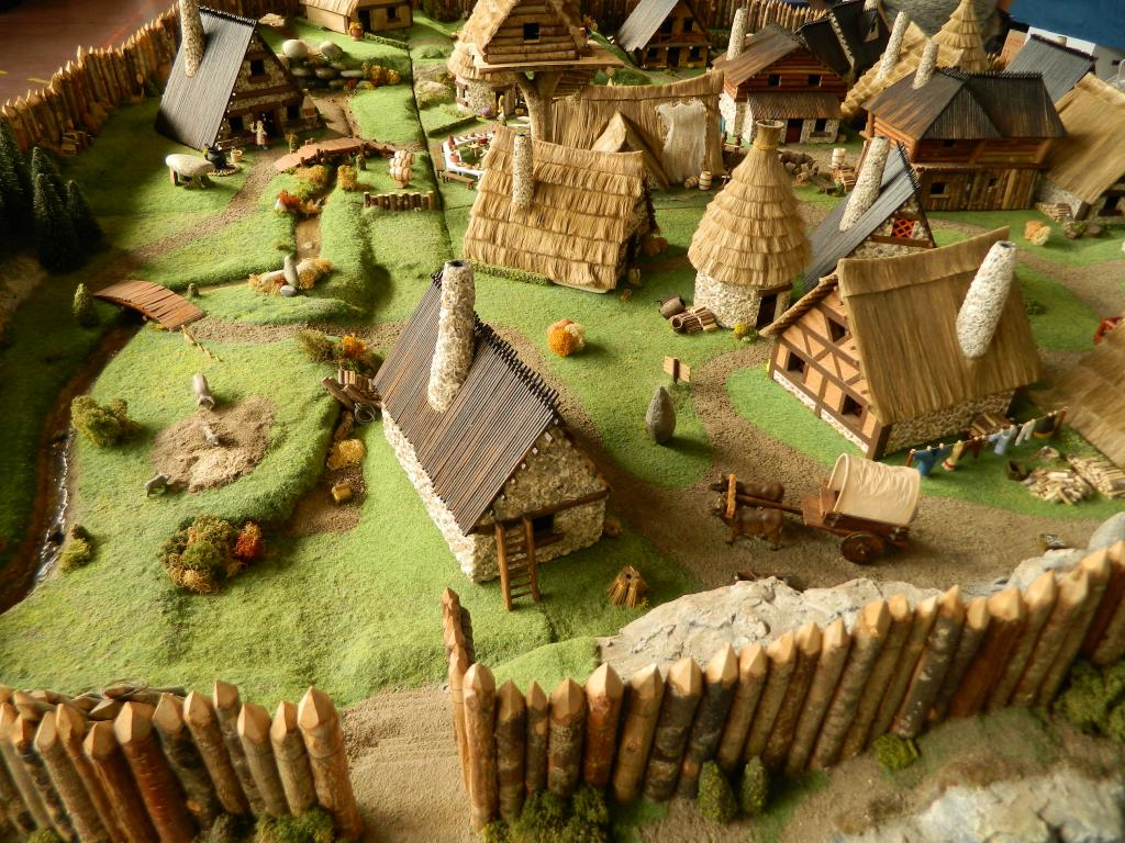 Le Village d'Astérix le Gaulois au 1/40  Dscn2966-3c06cc3