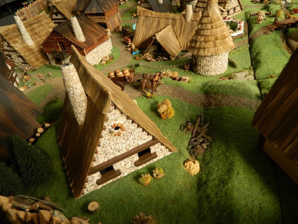 Le Village d'Astérix le Gaulois au 1/40  Dscn2961-3c06aea